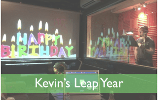 Kevin Powe Your Leap Year