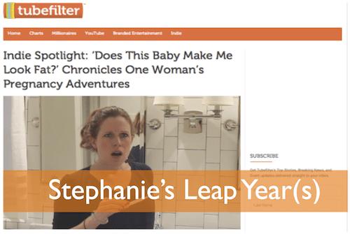 Stephanie Jackson Your Leap Year