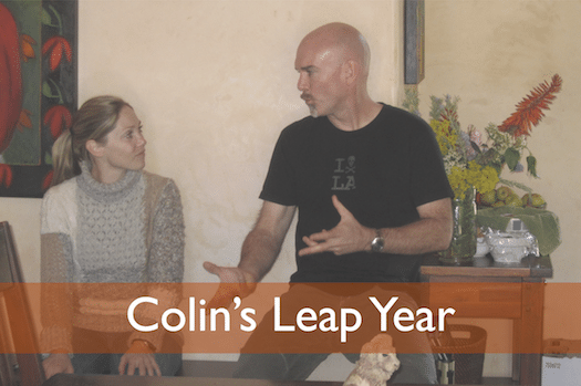 Colin Berry Your Leap Year
