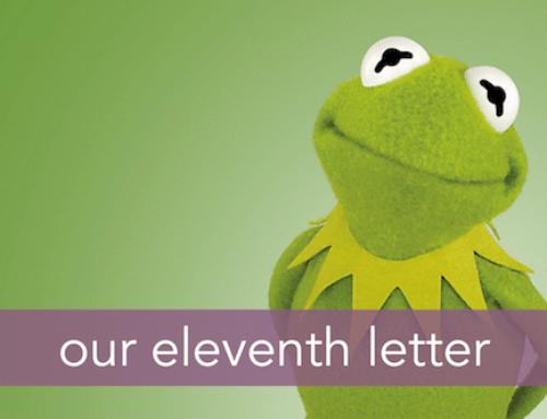 letter eleven
