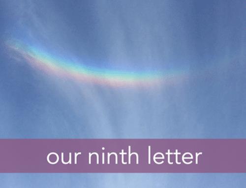 letter nine