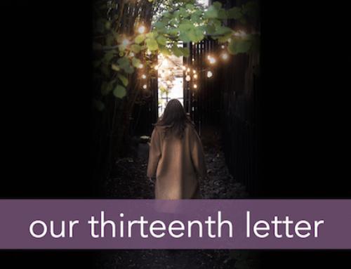 letter thirteen